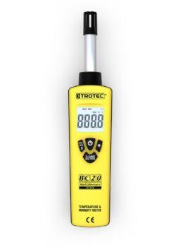 Termoigrometro anomalie termiche
